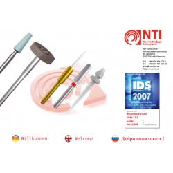 Борери и инструменти NTI-Kahla