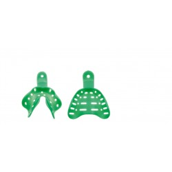 Отпечатъчни лъжици - пластмасови, еднократни  за подвижно протезиране- 1 бр