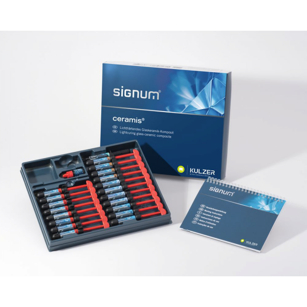 Signum Ceramis dentine 3 x 4 g. Signum Ceramis – Истинска алтернатива на чистата керамика