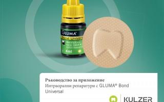 GLUMA BOND Universal Application Guide Intraoral Repair