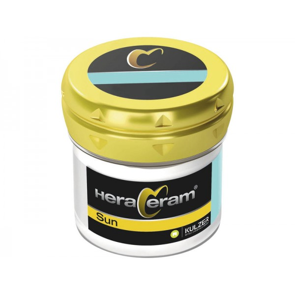 Heraceram Sun - нискотопима керамика за благородни сплави margin HM 20 g