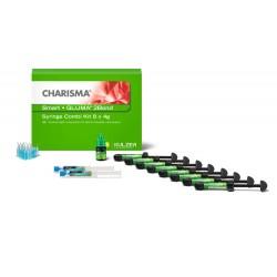 Charisma Smart - универсален микрохибриден фотокомпозит Combi set + Charisma Classic 1x4g A3.5