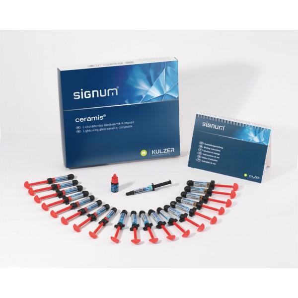 Signum Ceramis margin 1 x 4 g. Signum Ceramis – Истинска алтернатива на чистата керамика