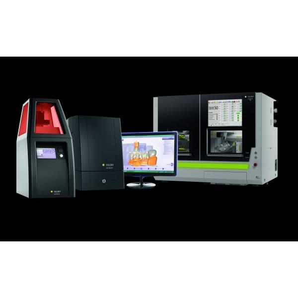 cara Mill 2.5  + 3D скенер Cara Scan 4.0 -Компактно решение за Вас Специална оферта