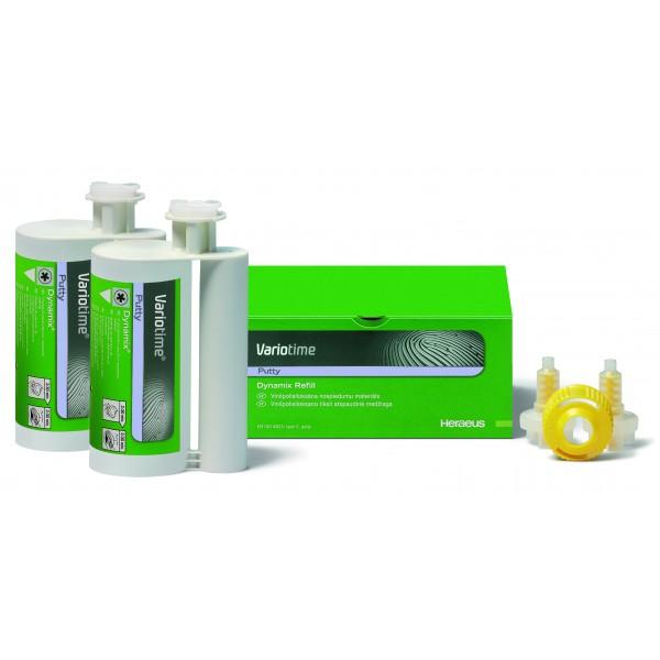 Variotime 380 ml Heavy Tray - А силикон за машинно размесване+ 5 смесителя