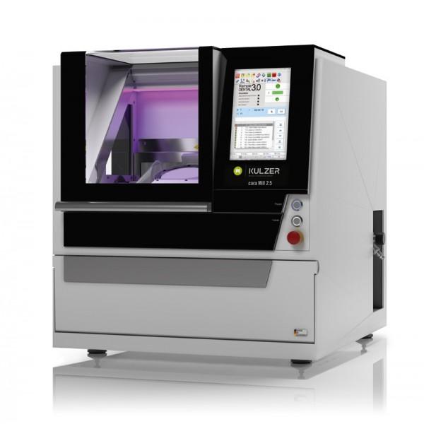 CARA MILL 2.5 - CAD CAM - машина за сухо и мокро рязане + интегриран софтуер за рязане