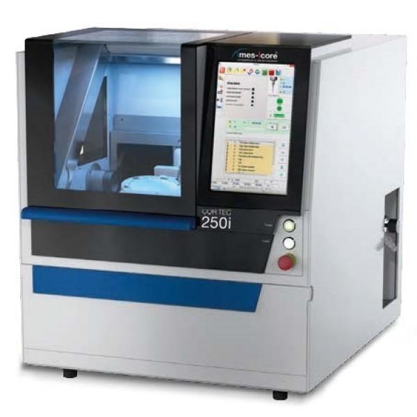 CORiTEC 250i - CAD CAM - машина за сухо и мокро рязане без софтуер за рязане