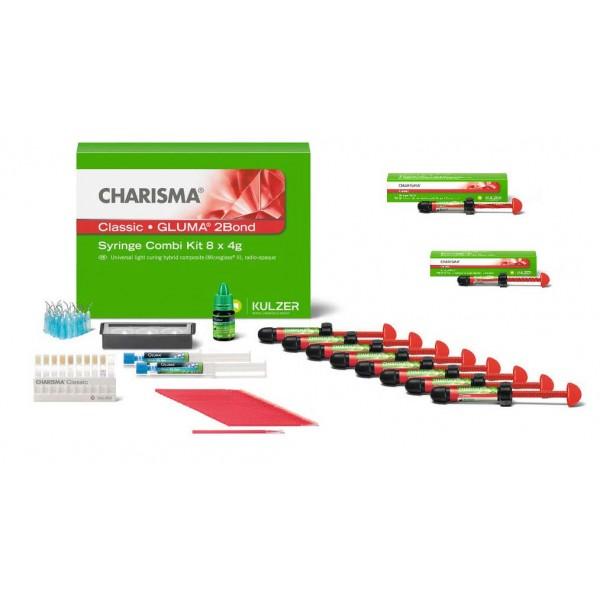 Charisma Classic Combi Gluma2 bond set + Charisma Classic 1x4 g - 2 бр подарък