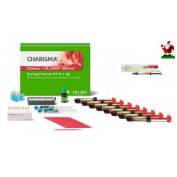 Charisma Classic Combi set 8x4g+bond system + Charisma Flow 1.8 g подарък