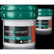 Heraceram Zirconia 750 - керамична система за циркония и литиев дисиликат